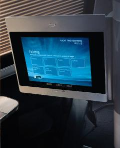 تجربه پرواز با کابین فرست بریتیش ایرویز